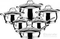 Набор посуды BergHOFF Zeno 12 предметов 1112275