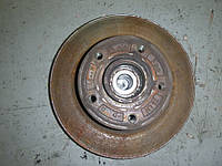 Тормозной диск задний (Хечбек) Renault Megane III 09-13 (Рено Меган 3), 432001539R