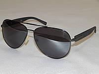 Солнцезащитные очки, капли матовые черные дужки 760141, фото 1
