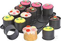 Набор форм для кексов Zenker 12 шт. 7402