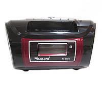 Бумбокс радиоприемник MP3 Golon RX-662Q Black