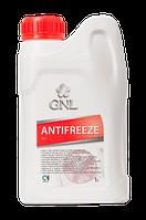 Охолоджуюча рідина GNL Antifreeze G12 +  1л.