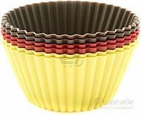 Набор форм для кексов Tescoma Delicia 9 см 6 шт. 630648