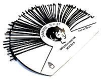 Зажимы для волос (50шт) с замком