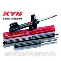 Задние амортизаторы KAYABA (Каяба) Hyundai H-1, газомасляные