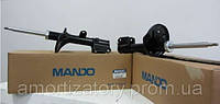 Передние амортизаторы Hyundai Tucson (Хундай Туксон), газомасляные MANDO (МАНДО)