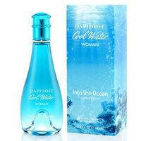 Davidoff Cool Water Into The Ocean For Women Туалетная вода 100 ml