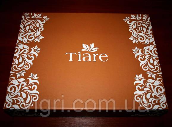 Постельное белье семейное, однотонное, сатин люкс «Tiare», Вилюта. VSLT 18, фото 2