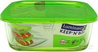 Емкость для еды 1170мл квадратная Keep'n'Box Luminarc