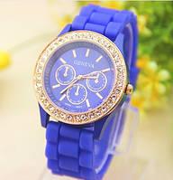 Часы женские  Geneva Fashion blue (синий)