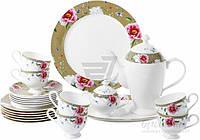 Сервиз для чая Romance 22 предмета на 6 персон LONGCHANG
