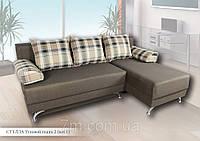 Угловой диван Стелла ( ткань 2 кат.2 )