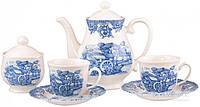 Сервиз чайный Мельница 15 предметов на 6 персон Claytan Ceramics