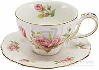 Сервиз кофейный Роза 12 предметов на 6 персон Lefard