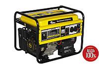 Генераторы и электростанции электрогенератор для дома стройки склада  КБГ-605Э