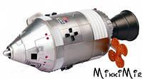 Модель командного модуля ракеты , 1:100, 4D Master, Серый