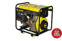 Генераторы и электростанции электрогенератор для дома стройки склада КДГ-505ЭК