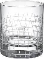 Набор стаканов для виски Vema Contessa Geodis 320 мл 6 шт.