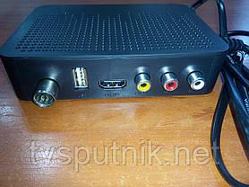 Эфирный DVB-T2 тюнер Romsat TR-1017HD, фото 3