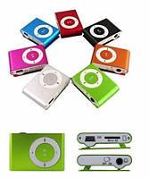 MP3 плеер на клиипсе- метал. корпус