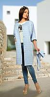 Пальто МиА Мода-799-3 белорусский трикотаж