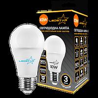 LED лампа 8W LedStar E27 гарантия 1 год