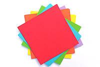 Бумага для оригами 9,5 х 9,5 см.