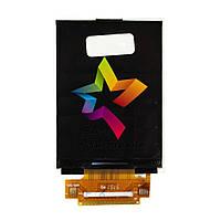 Дисплей для мобильного телефона Fly DS133, 30 pin, original, #10.01.0271/228103002-00