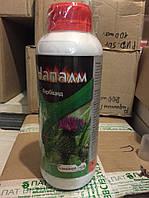 Напалм гербицид сплошного действия 1 литр - уничтожает все виды сорняков и корневую порасль