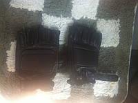 """Кожанные перчатки """"тактические"""" (НАТО)- без пальцев"""