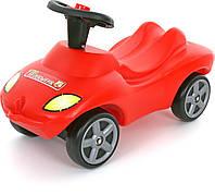 """Каталка-автомобиль """"Пожарная команда"""" со звуковым сигналом (42255)"""