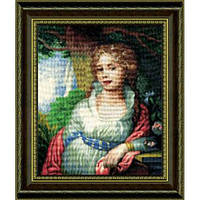 Набор для вышивки крестом Чарівна Мить 345ч Портрет М.И.Лопухиной