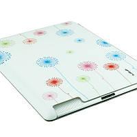 Чехол крышка iPearl Shining Crystal Case iPad new Fireworks