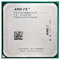 Процессор AMD FX 4100 4x3.6-3.8GHz Socket AM3+