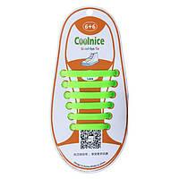 Силиконовые шнурки для детей
