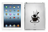 Чехол крышка iPearl Trolltech Crystal Case iPad new Lifestyle