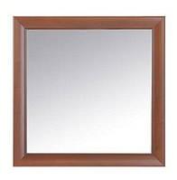Зеркало Ларго классик LUS 8 8 БРВ  885х885х45мм Вишня Итальянская