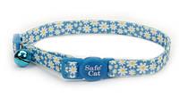 Ошейник Coastal Fashion Safe Cat для кошек с дизайном, 30 см