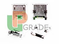 Разъем зарядки Acer A200/A210/B1-A71/Asus ME371 (micro USB)