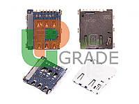 Разъем Sim-карты для Sony E2303 Xperia M4 Aqua LTE/E2306/E2312/E2333/E2353/E2363
