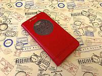 Кожаный чехол книжка Momax для Asus Zenfone Max ZC550KL красный