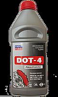 Гальмівна рідина (тормозная жидкость) ДОТ-4 Frostterm  0.5л.