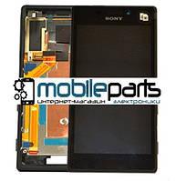 Оригинальный Дисплей (Модуль) + Сенсор (Тачскрин) Sony D2302 | D2303 | D2305 | D2306|D2403|S39h|Xperia M2 Dual