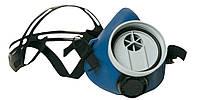 Полумаска защитная лицевая, с клапаном выдоха. EUROMASK UNO