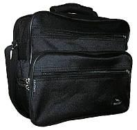 Мужская сумка через плечо Барсетка деловая 29х24х16см