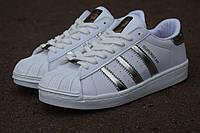 Кросівки Superstar Silver White