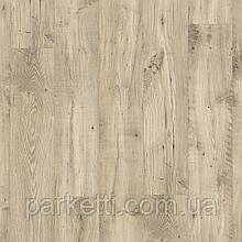 Quick-Step BACL40028 Каштан вінтаж, сірий, вініловий підлогу Livyn Balance Click
