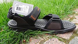 Сандалии мужские New Balance Responce коричневые оригинал, фото 2