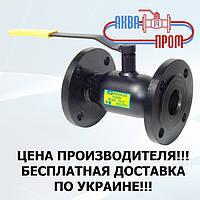 Кран 11с33п Ду 100/80 шаровый фланцевый Breeze