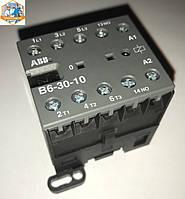 Контактор ABB B6-30-10 12A, 300V AC